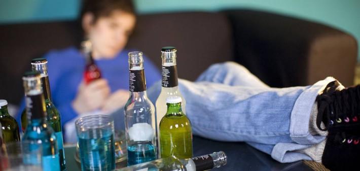 Alcool e gioventù