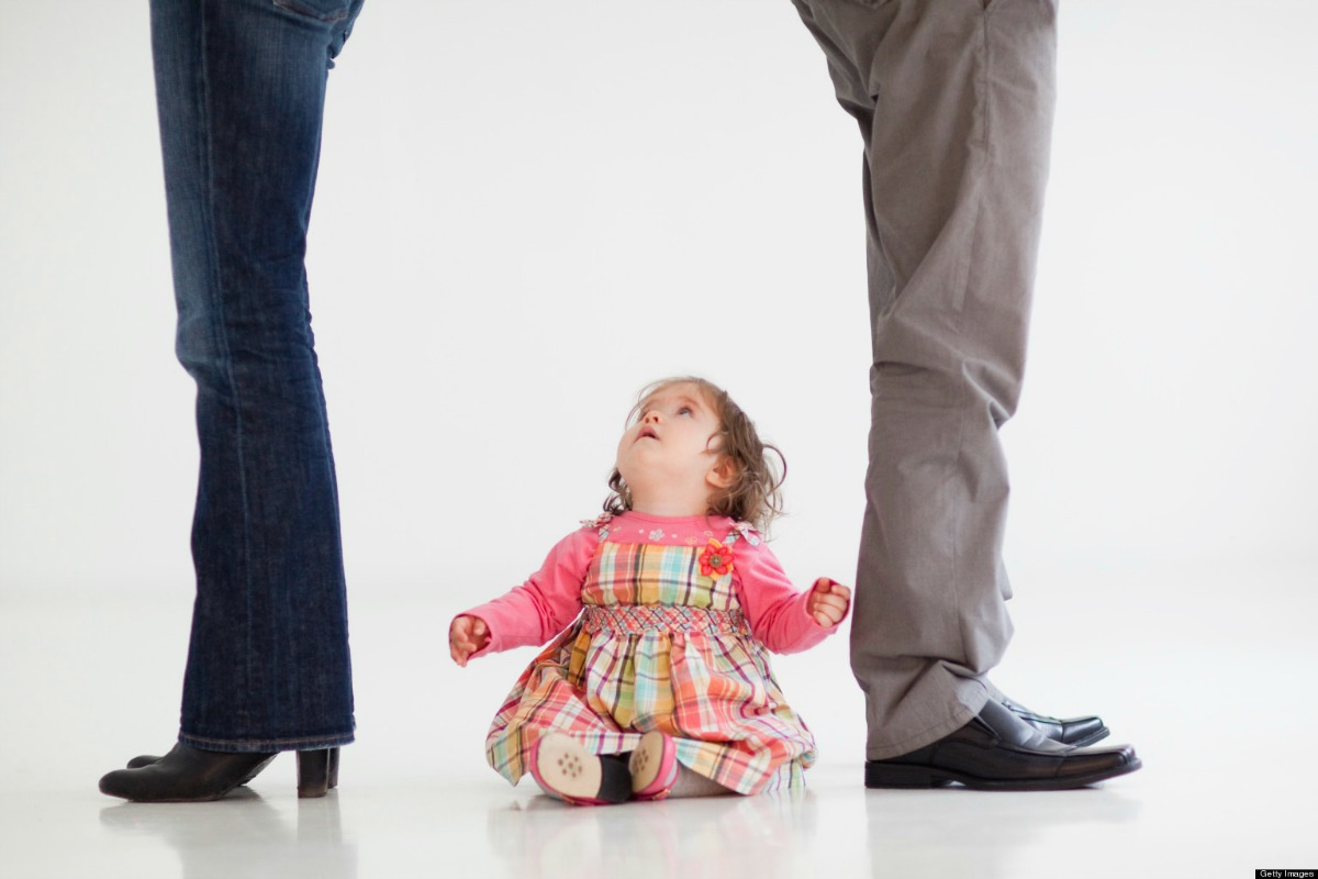 Quando i genitori si dividono